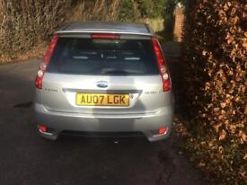 Ford Fiesta 1.6 chequered 3DR