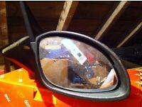 VECTRA B DRIVERSIDE DOOR MIRROR