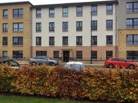 SOUTH SIDE Two bed ground floor unfurnished flat