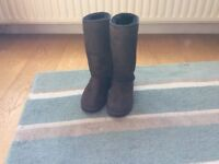 UGG Boots Classic Style size W8 equates to uk size 6
