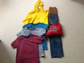 Like New: Large Bundle of Branded Boys' Clothes Age 9-10 All for £35