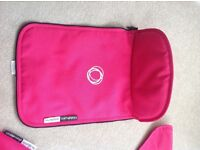 Bugaboo Cameleon 3pc Fabric Set Hot Pink