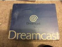 Sega dreamcast and 50 games
