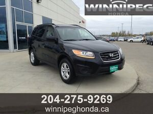2011 Hyundai Santa Fe GLS FWD. One owner, Local Manitoba car, L