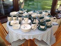 Denby 'Wheatsheaf' Crockery (a selection of various items).