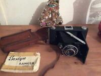 Ensign Bellows Camera. . .