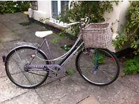 Vintage Cambridge Ladies Bike in good working condition