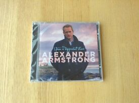 ALEXANDER ARMSTRONG CD - UPON A DIFFERENT SHORE