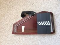 Autoharp,case,beginners guide,and tuning key