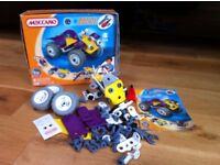 Meccano Build & Play Kit