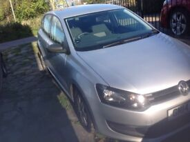 VW POLO 1.2 S A/C IDEAL FIRST CAR reg June 14 very good condition