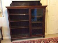 Beautiful Vintage Display Cabinet