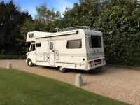 "Mercedes-Benz Motorhome 1987 5 Berth spacious and well built ""Old is Gold!"""