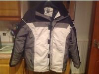 """immaculate clean jacket size 37"""" chest. Great for school / work / dog walks / festivals etc."""