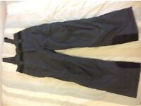 AS NEW Columbia Thermal Trousers Salopettes (Skiing Snowboarding Hiking)