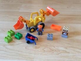 Duplo Lego construction set