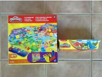 CREATIVE TOY PLAY DOH SET by Hasbro + 4 extra Tubs! Kids Xmas gift!