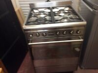 Smeg freestanding cooker, ex, cond, could deliver
