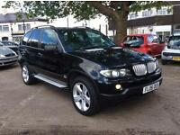 BMW X5 3.0D Automatic 2006 full service history 6 months WARRANTY *Immaculate condition*