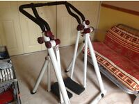 VEry nice used ski / walk training machine in great overall condition. Seldom used.