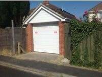 Garage lock up to let in South Fareham
