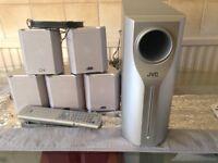 Jvc surround sound speakers