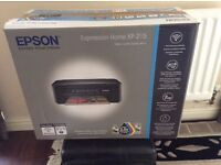Printer - Epson Expression Home XP-215 Print, Copy, Scan, Wifi