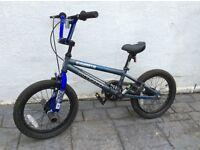 Tony Hawk Huckjam series Ragamuffin 16 inch wheel BMX bicycle.
