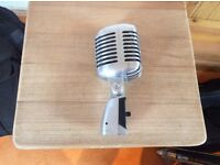 Sure microphone for sale