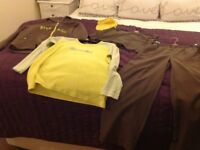 Brownie uniform in very good condition sell together or will seperate