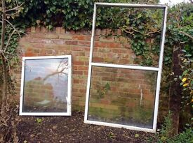 Large double glazed window - for house or shed/cold frame/greenhouse