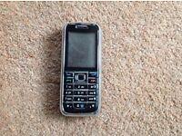 Mercedes W211 Nokia phone handset