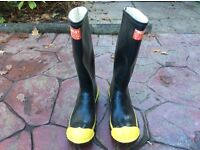 Size 10 TINGLEY Protective Boots - see ALL photos