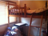 SINGLE ROOM TO LET **ALL BILLS INCLUDED** 15 minute BY BUS to city center