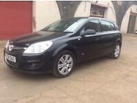 VAUXHALL ASTRA 1.8, 2008 (Z18 XER) AUTOMATIC BREAKING FOR SPARES