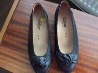 NEW Ladies shoes 'Gabor' Comfort size 4. Black