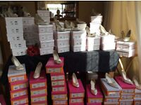 Wedding Shoes stock clearance