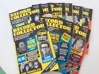 Record Collector Magazines