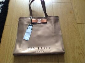 Tom Baker Bag New with labels attached.