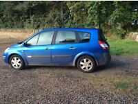 Renault grand scenic, spares or repair £250