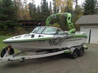 2013 Nautique 210 with nss