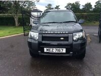 Land Rover freelander td4 se diesel auto great condition for mot Wednesday 24 th