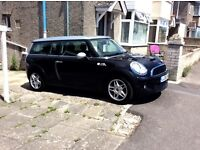 Mini Cooper S Clubman 2008 Excellent Condition all round with 2 Sets of Keys