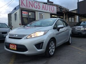 2012 Ford Fiesta SE, TRACTION CONTROL, KEYLESS ENTRY, ABS BRAKES