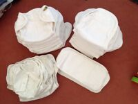 One life reusable cotton nappies & covers