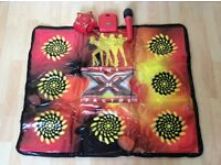 X Factor Dance Mat