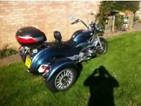BMW trike r1200c
