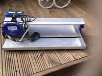 Electric Tile Saw with water pump