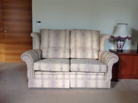 Three Seater Sofa, Two Seater Sofa and Armchair