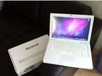 "White 13"" Apple MacBook 2Ghz 2GB 80GB Microsoft Office Suite Ableton Live Logic Pro Final Cut Pro"